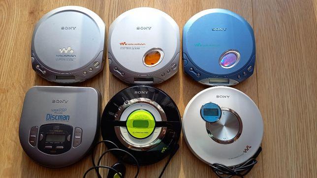Discman Walkman Sony CD