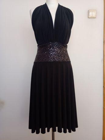 Elegancka sukienka wizytowa r.38.