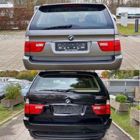 Ляда Крышка багажника борт верхняя нижняя BMW X5 E53 БМВ Х5 Е53 Кришка