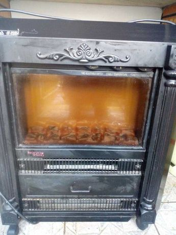 Salamandra elétrica