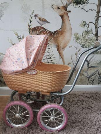 Wózek dla lalek stylowy
