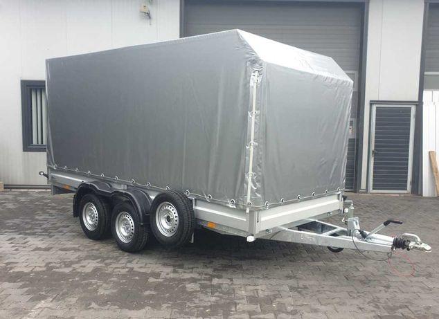 Przyczepa Samochodowa SIDECAR 400x176 750 kg S-Line ALU
