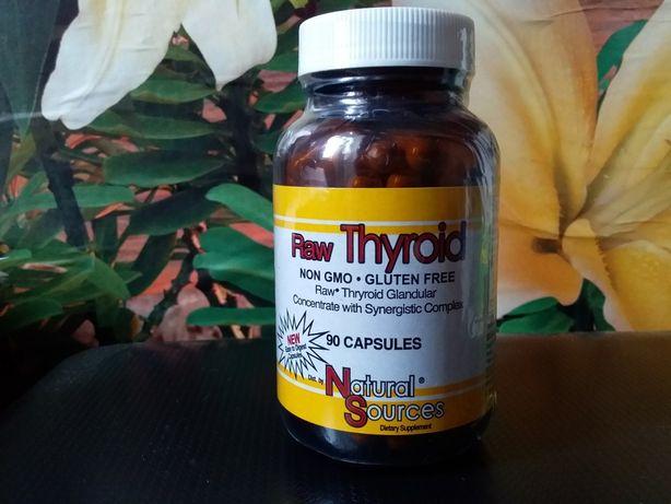Бад для здоровья щитовидной железы