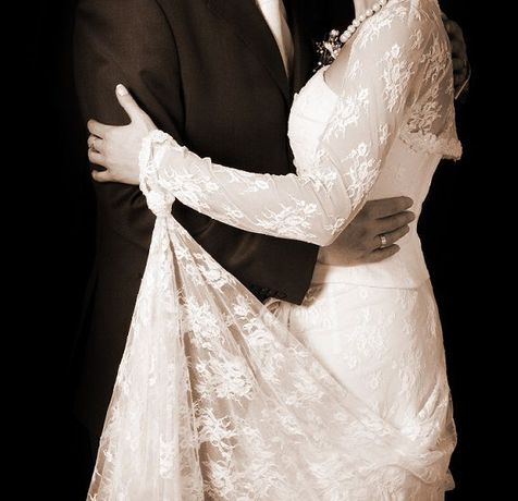 Весільне плаття від Оксани Мухи 36-38р