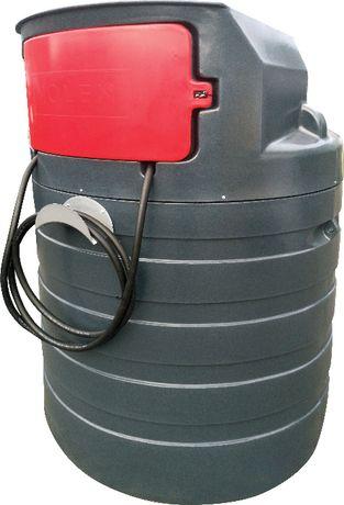 Zbiornik na paliwo 1500 OLEJ NAPĘDOWY 2500 paliwa 5000 mobilny 600