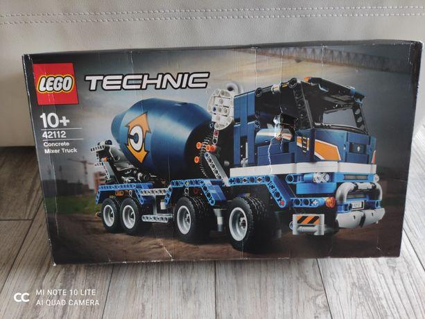 Lego Technic 42112 Betoniarka - NOWE