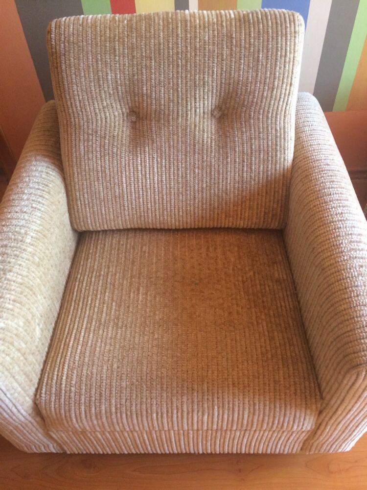 Fotel duży i wygodny