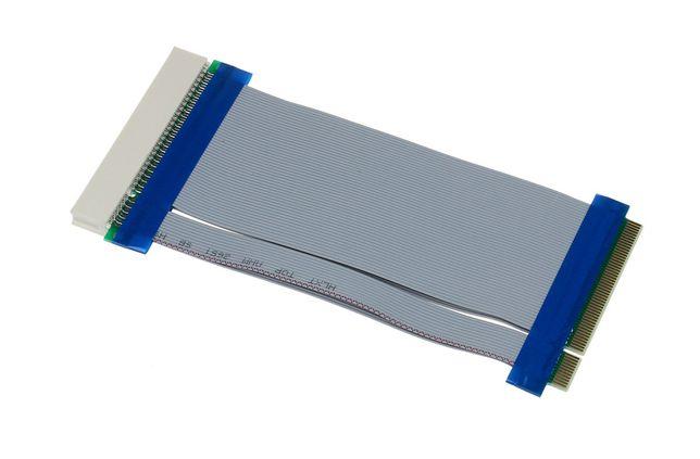 Райзер 32 бит Riser PCI 32 bit гибкий удлинитель