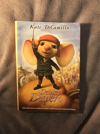 Dzielny Despero Kate DiCamillo