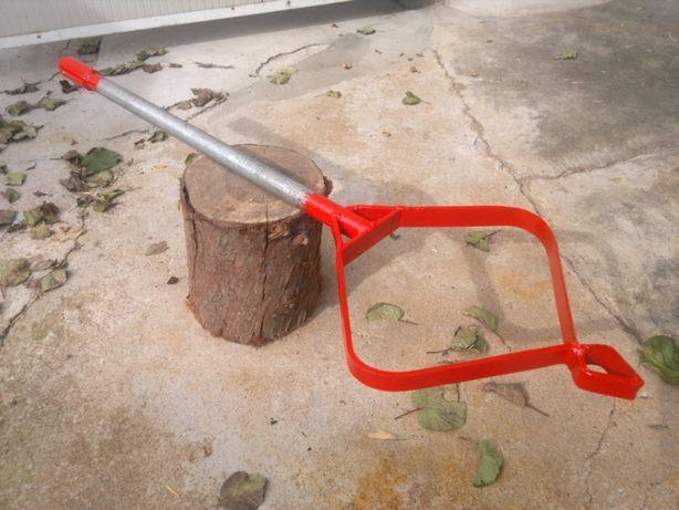Broca escavadora para plantar