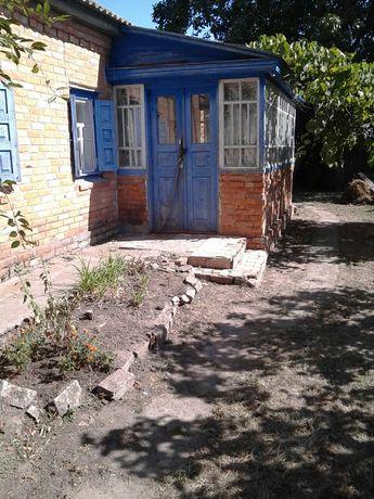Дом в Чернобаевском районе.