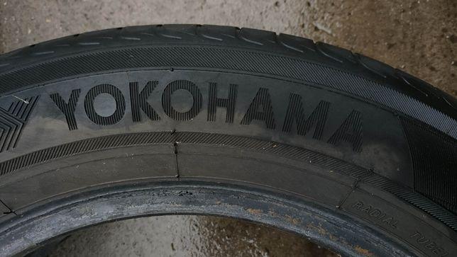 3шт. Лето Шины Yokohama bluearth 185/60 r15 2014г поштучно