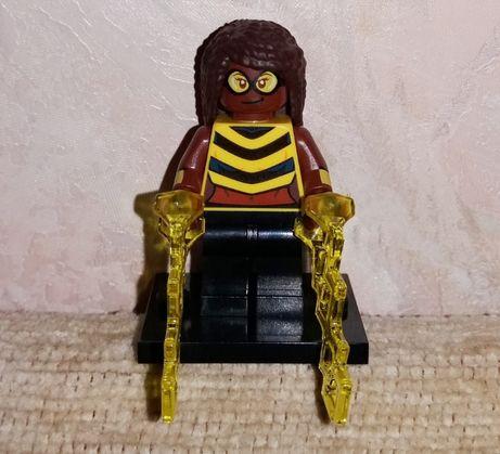 Минифигурка коллекционная Lego DC Super heroes Bumblebee Лего 71026
