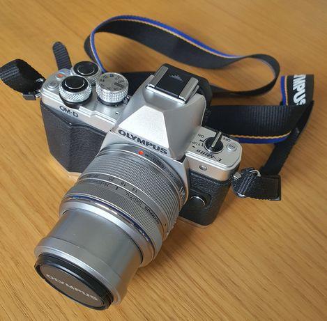 Aparat fotograficzny Olympus OM-D E-M10 Mark II - niski przebieg !!!