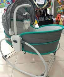 Переносная люлька-качалка Mastela 5 в 1 для новорожденных , Оригинал