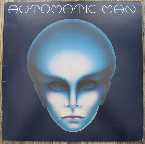 Automatic Man - Automatic Man, EX+