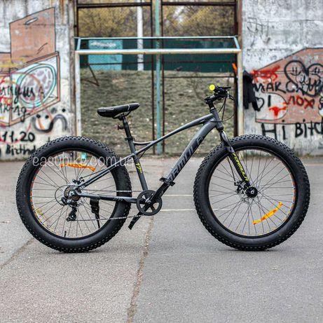 Новый Фэтбайк велосипед Formula Paladin 26. 17 рама алюминий, 2 цвета