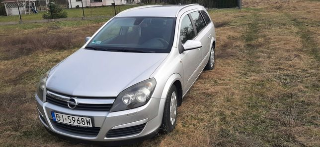 Opel Astra H LPG