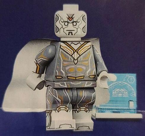 Lego minifigures Marvel- Vision