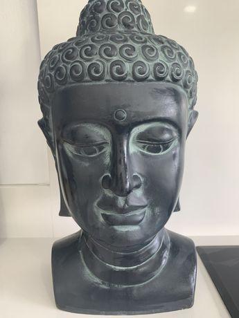 Vendo cabeça grande de Buda decoração