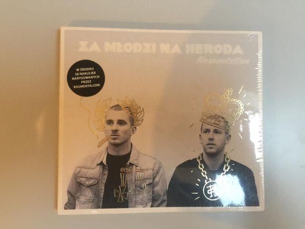 Płyta Rasmentalism Za Młodzi Na Heroda