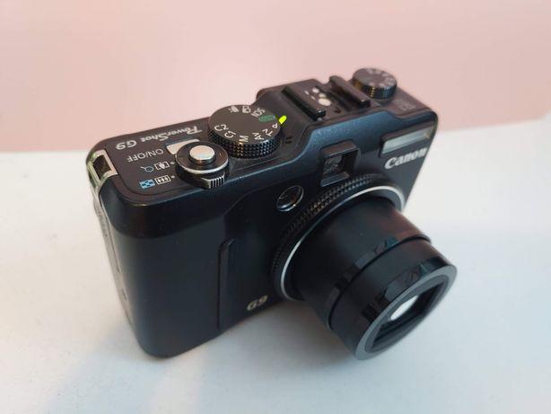 Aparat canon power shot  g9