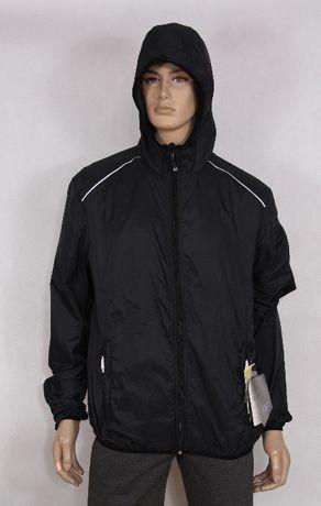 Cienka bluza, kurtka treningowa męska 4F rozmiar XL nowa!!