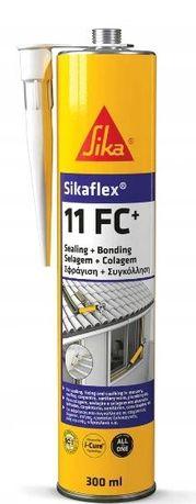klej uszczelniacz SIKA FC11+ kolor brązowy i szary 300ml