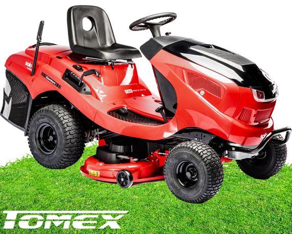 Nowy traktorek ogrodowy z koszem AL-KO SOLO T22-103.9 HD-A V2 Moc 22KM