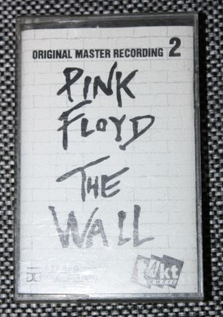 Kaseta magnetofonowa Pink Floyd The Wall