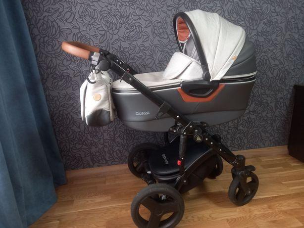 Универсальная детская коляска Coto Baby QUARA 2 в 1