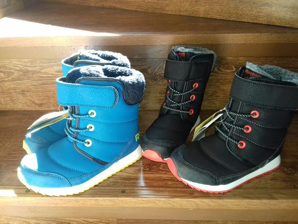 Ботинки, сапожки reebok