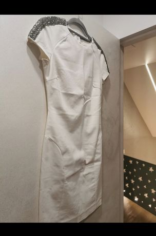 Piękna seksowne sukienka Zara r. S