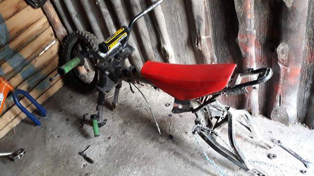 Pit bike w całości albo na części