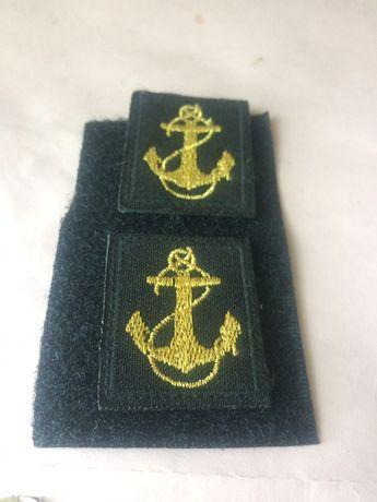 Петлицы  ВМФ
