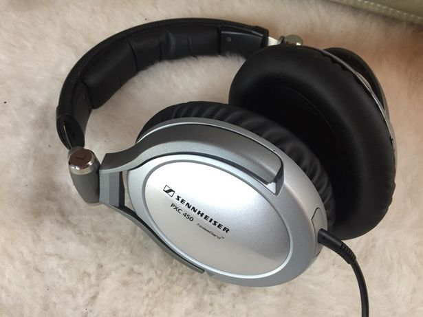 Słuchawki nauszne Sennheiser PXC 450 Noise Guard