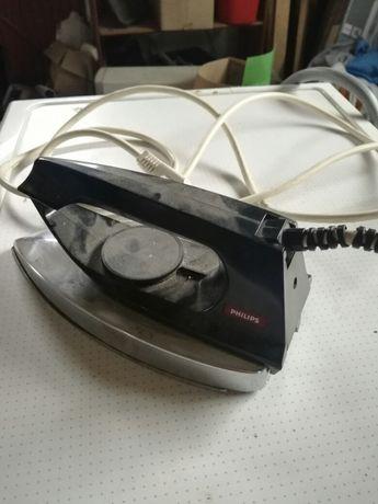 Ferro de Engomar Vintage Philips