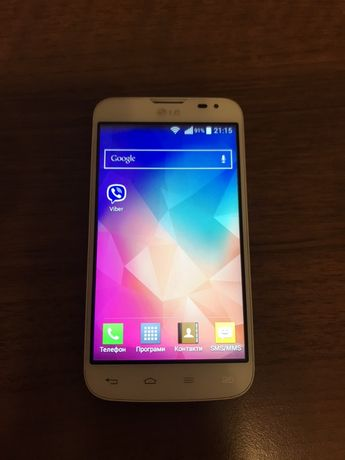 LG d325 2сим карты телефон