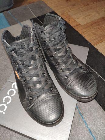 Ботинки ecco 37-24 см
