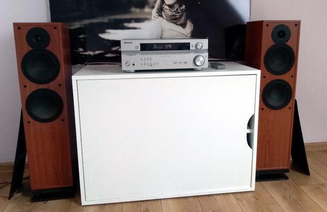 Amplituner Pioneer + głośniki Jamo