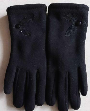Перчатки женские, тёплые