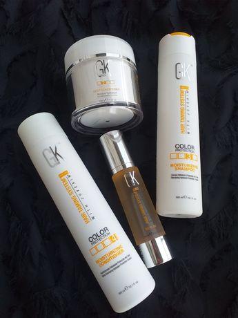 Набор Gkhair Moisturizing шампунь+кондиционер +маска+serum в подарок