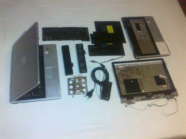 computador portatil laptop fujitsu siemens amilo p1505i