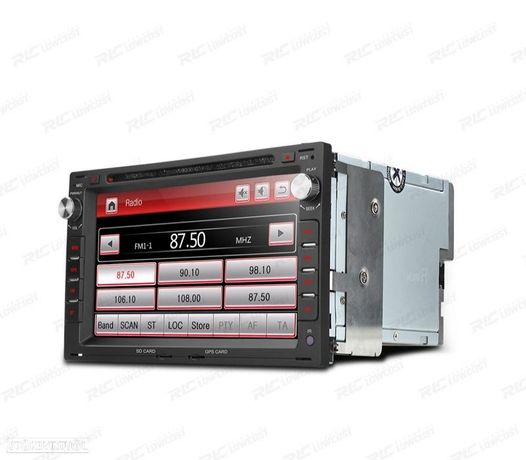 """AUTO RADIO ANDROID 10 2DIN 7"""" VOLKSWAGEN USB GPS TACTIL HD"""