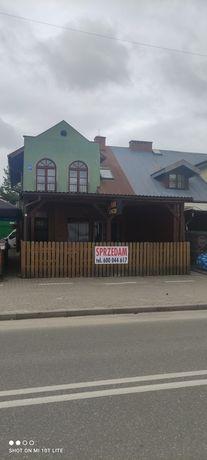 Lokal gastronomiczny wraz z częścią mieszkalna Okuninka centrum