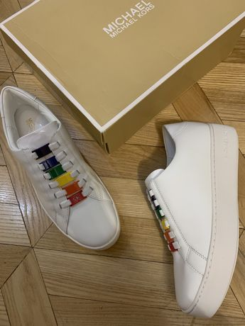 Оригинальные кроссовки Michael Kors Cameron Sneaker