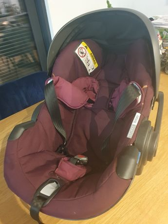 Stokke izi go x1 by BeSafe fotelik samochodowy 0-13 kg Purple