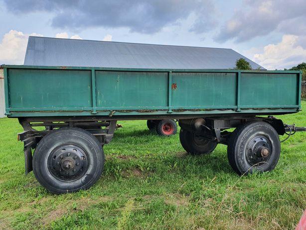 Przyczepa Autosan D50
