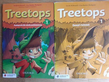 Treetops 1 podręcznik i zeszyt ćwiczeń + CD