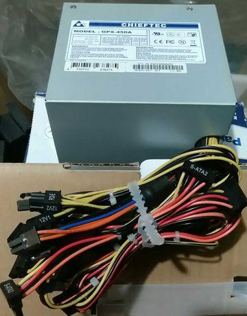 Блок питания chieftec gps-450a 450W